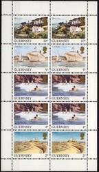 2935: Guernsey - Markenheftchenblaetter