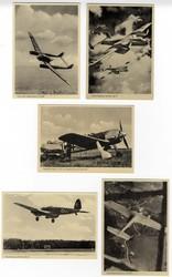 441012: Aviation, Military Airplanes - WW-II, Junkers