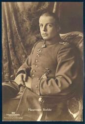 443010: Aviation, Famous WW-I Pilots, Sanke Postcards