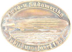 986520: Zeppelin, Zeppelin Memorabilia, Badges and Tinnies
