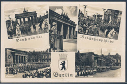 660430: Third Reich Propaganda, Buildings and Streets, Berlin