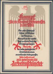 244510: History, German History, Liberation of the Rhineland