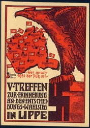 663660: Third Reich Propaganda, Elections, Maps