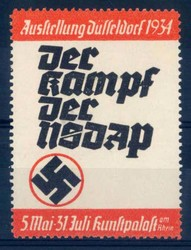 664038: Third Reich Propaganda, Special Postmarks, NS-Exhibitions