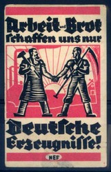 663099: Third Reich Propaganda, Vignettes/Labels, other