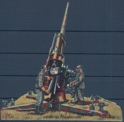 483004: Military, WW - II, Artillery
