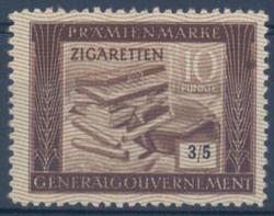 550: Generalgouvernement - Vignettes
