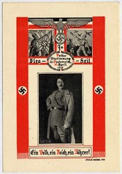 661700: Third Reich Propaganda, Annexation of Austria,