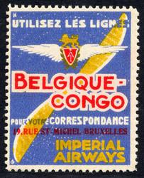 1850: Belgisch-Kongo - Vignetten