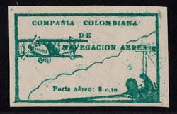 3930: Kolumbien - Vignetten