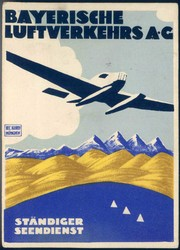 440420: Aviation, Civil Aviation, up to WW-II
