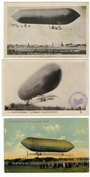 6605: USA - Postkarten