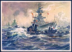 742040: Ships and Navigation, Military Ships until WW-II, Battle Ships