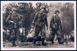 Military, WW - II, Infantry