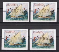 1610: Aland - Automatenmarken