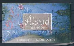 1610: Aland - Markenheftchen