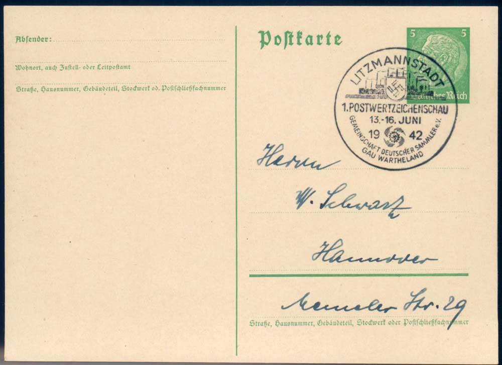 - German Empire, Michel PP 126 C29/02