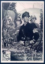 663610: Third Reich Propaganda, Elections, Sudetenland