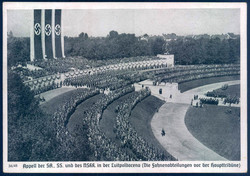 662408: Third Reich Propaganda, Events and Party Rallies, Party Rally 1936
