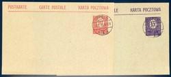 310: Upper Silesia - Postal stationery