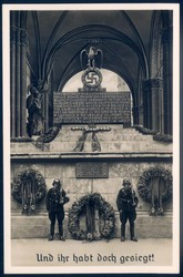 660450: Third Reich Propaganda, Buildings and Streets, Monuments