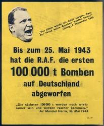 665020: Third Reich Propaganda, Anti Nazi Propaganda, England