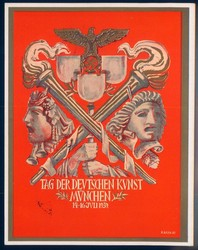 662000: Third Reich Propaganda, House of German Arts,