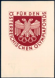 780500: Sport & Games, Olympic games Berlin 1936