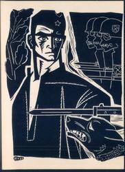 665030: Third Reich Propaganda, Anti Nazi Propaganda, Russia