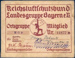 110: German Empire - Revenue stamps