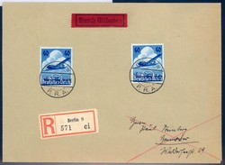 448024: Aviation, Airmail, Lufthansa