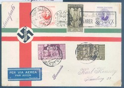 Italy - Cancellations and seals