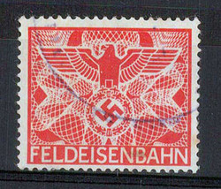 550: Generalgouvernement - Revenue stamps