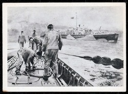 745035: Ships and Navigation, U-Boats, Submarines, WW-II