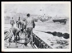 745035: Ships and Navigation, U-Boats, Submarines, WW-II