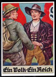 661700: Third Reich Propaganda, Annexation of Austria,