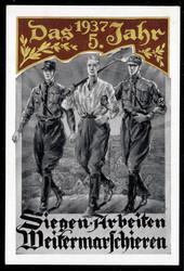 662204: Third Reich Propaganda, Organisations, SA