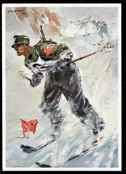787005: Sport & Games, Wintersport, Skiing