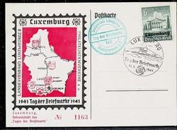 640: German Occupation World War II Luxemburg