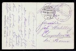 745050: Schifffahrt, U-Boote, Feldpost