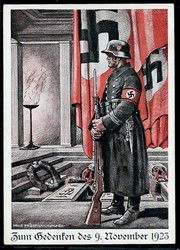 663400: Third Reich Propaganda, 9.November.1923,
