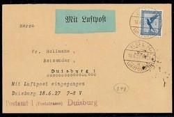 1100110: German Empire, 1923/32 Weimar Republic