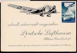 448024: Aviation, Airmail, Lufthansa