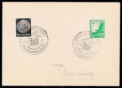984510: Zeppelin, Zeppelin Special Postmarks, Special Postmarks until 1939