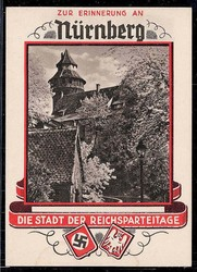 662406: Third Reich Propaganda, Events and Party Rallies, Party Rally 1935