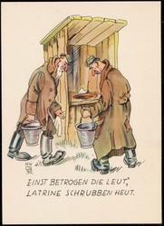 660800: Third Reich Propaganda, Antisemitic Cards ,