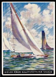 781000: Sport & Games, Olympic games 1936 Kiel,
