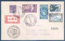 1935: Brasilien