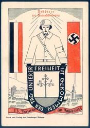 Bohemia and Moravia - Picture postcards