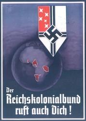 662300: Third Reich Propaganda, Colonies,